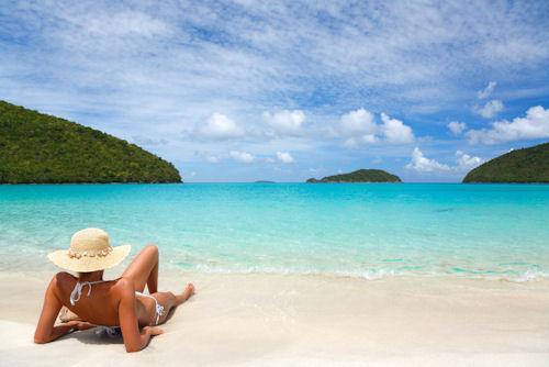 caribbean islands location